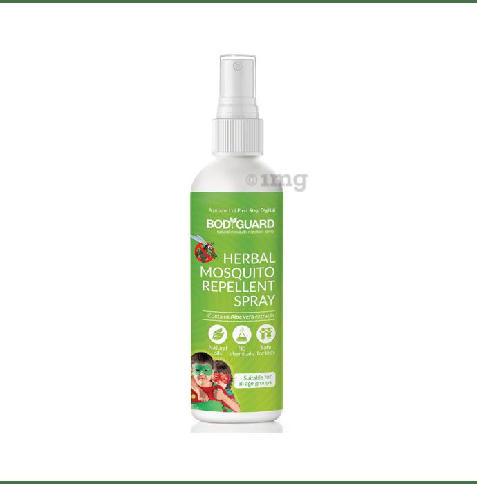 Bodyguard Herbal Mosquito Repellent Spray