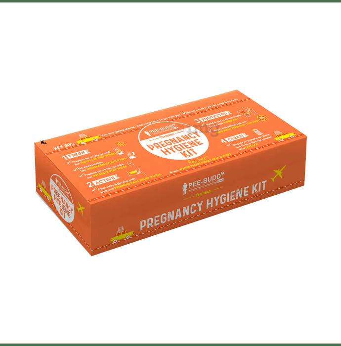 PeeBuddy Premium Pregnancy Hygiene Test Kit
