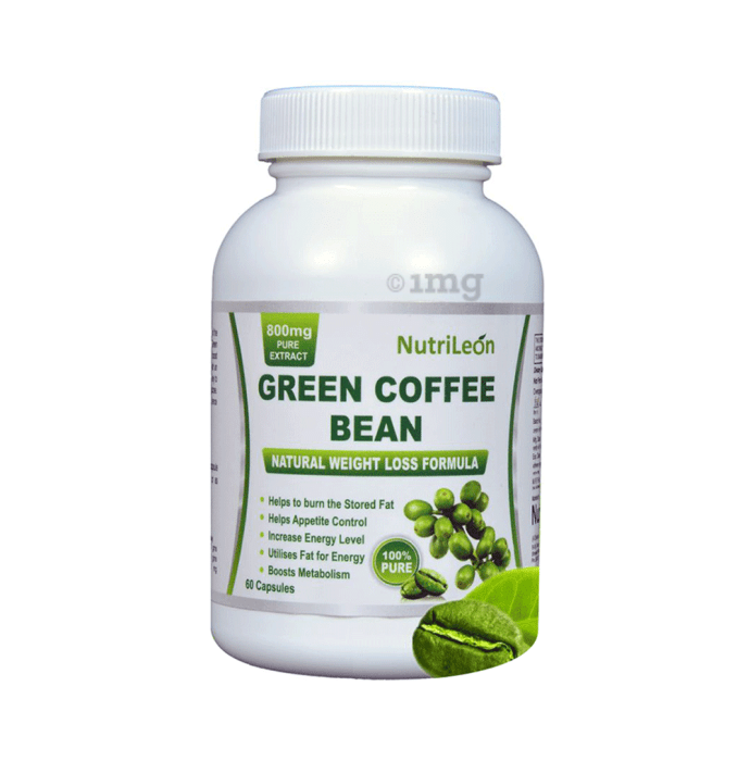 Nutrileon Green Coffee Bean 800mg Capsule