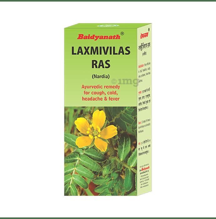 Baidyanath Laxmivilas Ras Tablet