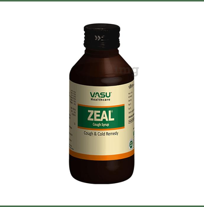 Vasu Zeal Cough Syrup