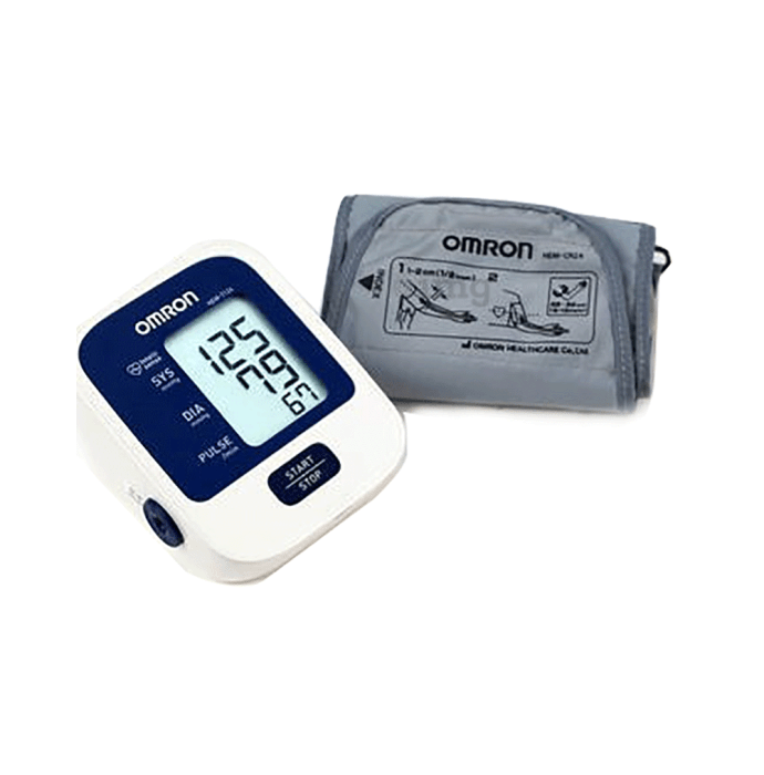 Omron HEM-7124-IN BP Monitor