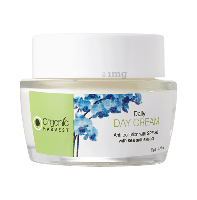 Organic Harvest Daily Day Cream with SPF 30