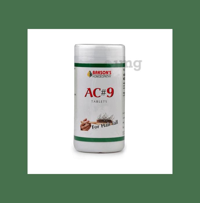 Bakson's AC#9 Tablet