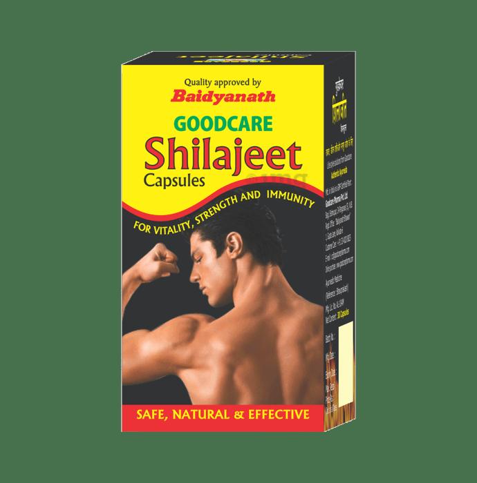 Goodcare Shilajeet Capsule