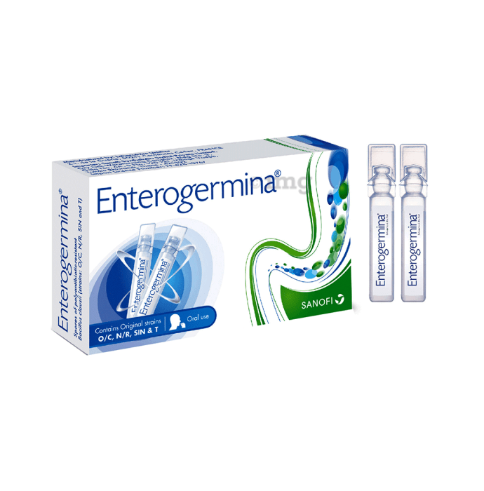 Enterogermina Oral Suspension