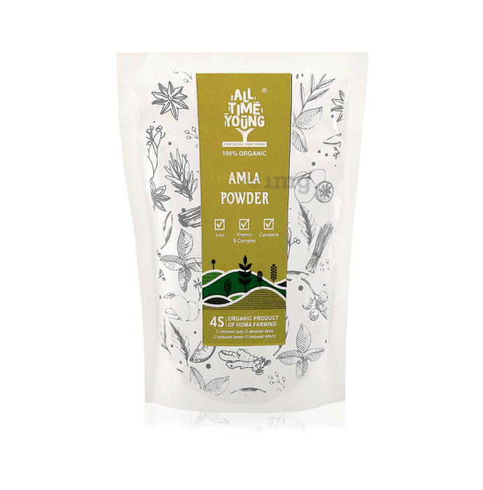 All Time Young Amla Powder