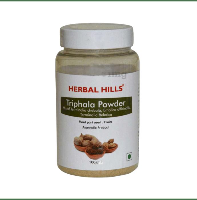 Herbal Hills Triphala Powder Pack of 2