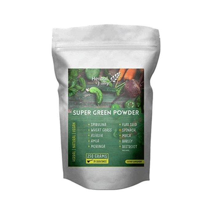 Herbal Valley Super Green Powder