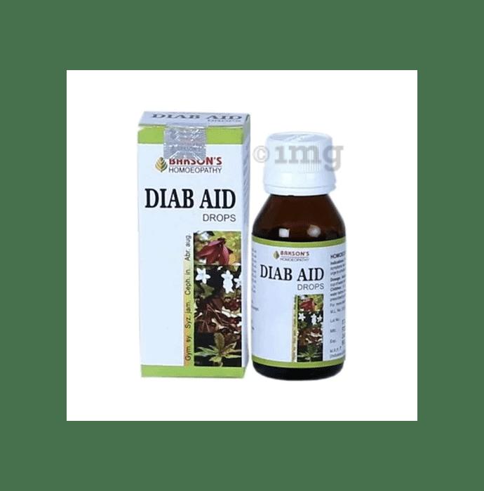 Bakson's Diab Aid Drop