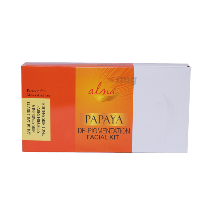 Alna Papaya De Pigmentation Facial Kit
