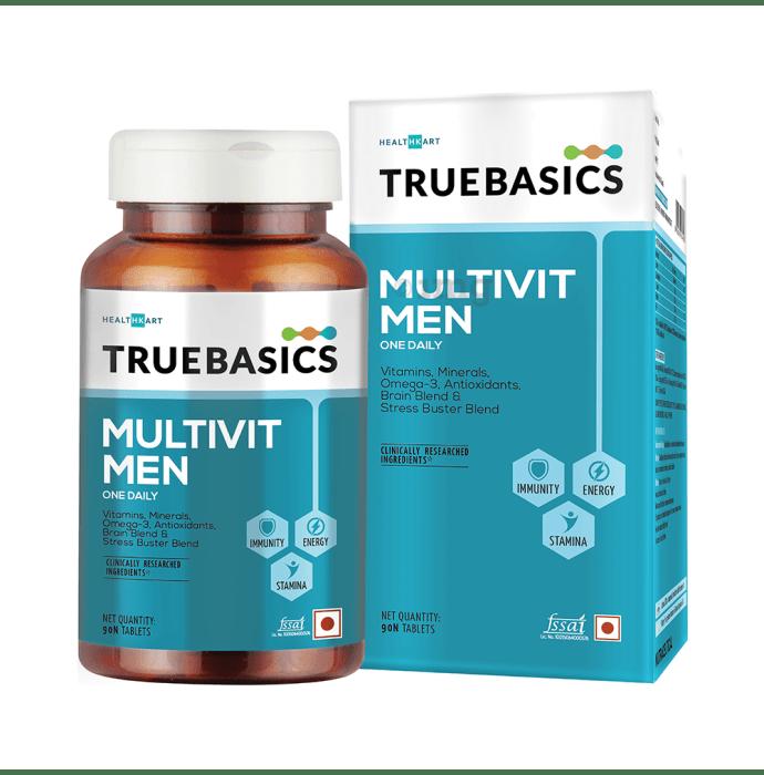 TrueBasics Multivit Men Tablet