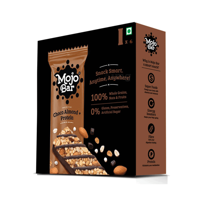 Mojo Bar Choco Almond and Protein