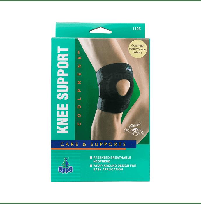 Oppo 1125 Coolprene Knee Support Regular