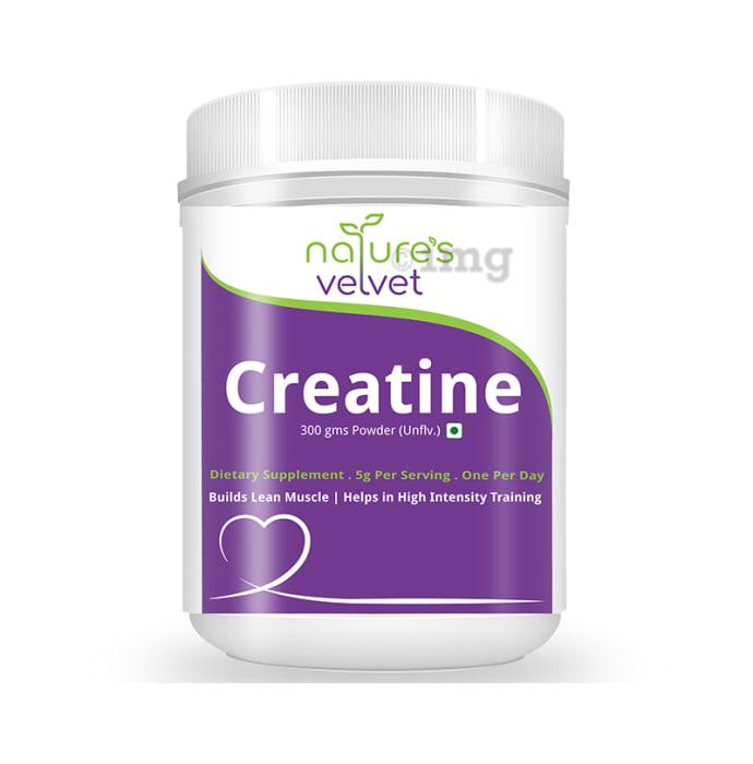 Nature's Velvet Creatine Powder