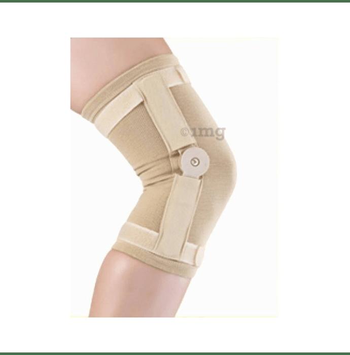 Medtrix Hinged Knee Cap XXL Beige Premium
