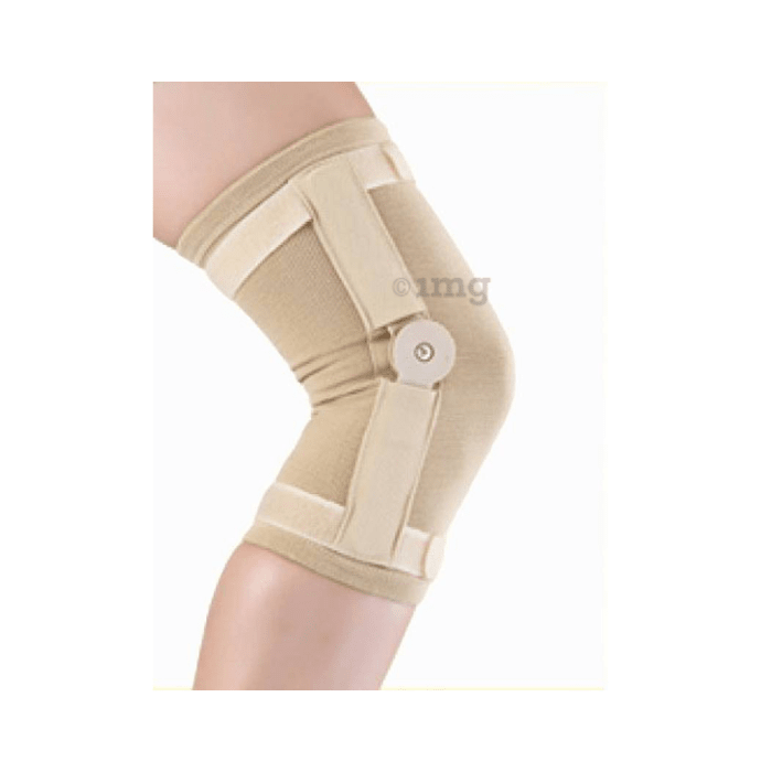 Medtrix Hinged Knee Cap XXXL Beige Premium