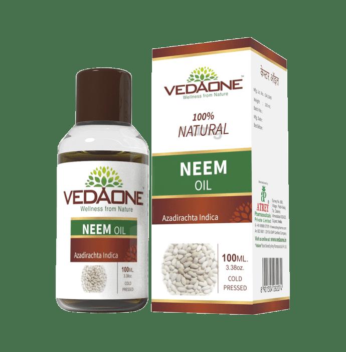 Vedaone 100% Natural Neem Oil