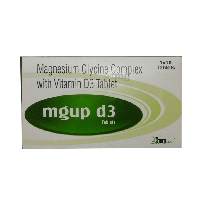 Mgup d3 Tablet