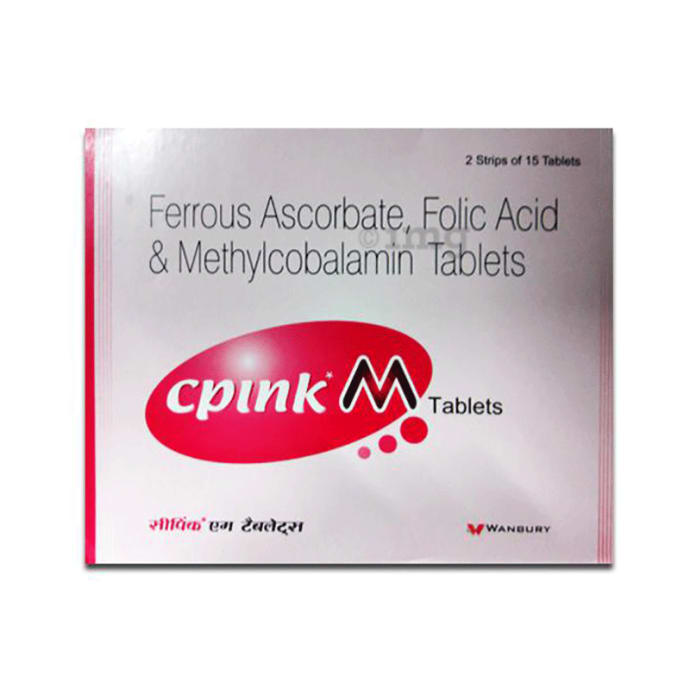 Cpink M Tablet