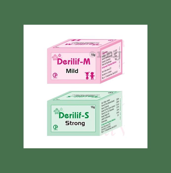 Derilif M Ointment