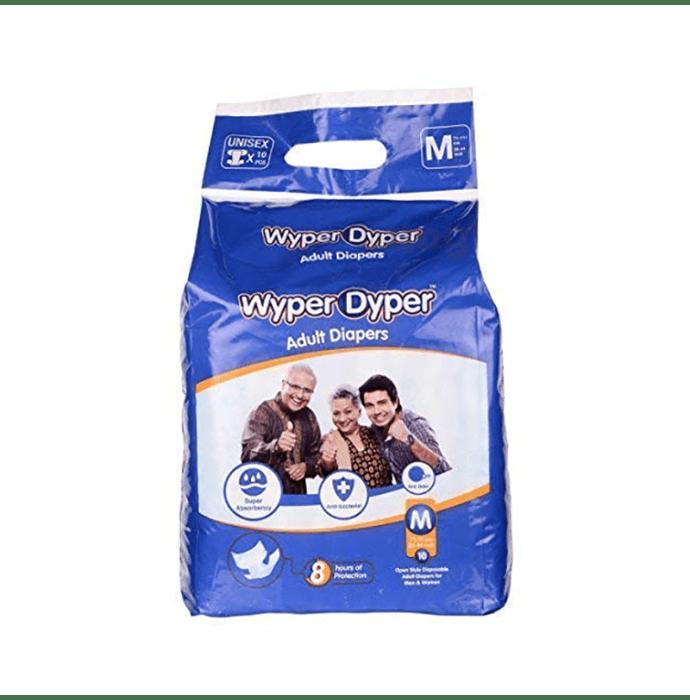 Wyper Dyper Adult Diaper Medium