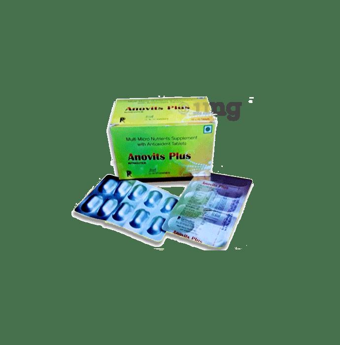 Anovits Plus  Tablet