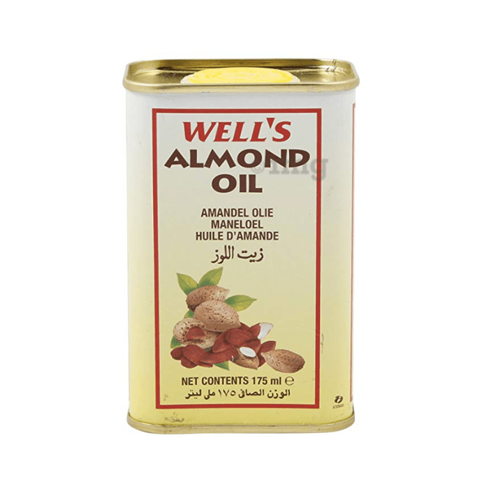 Well's Almond Oil
