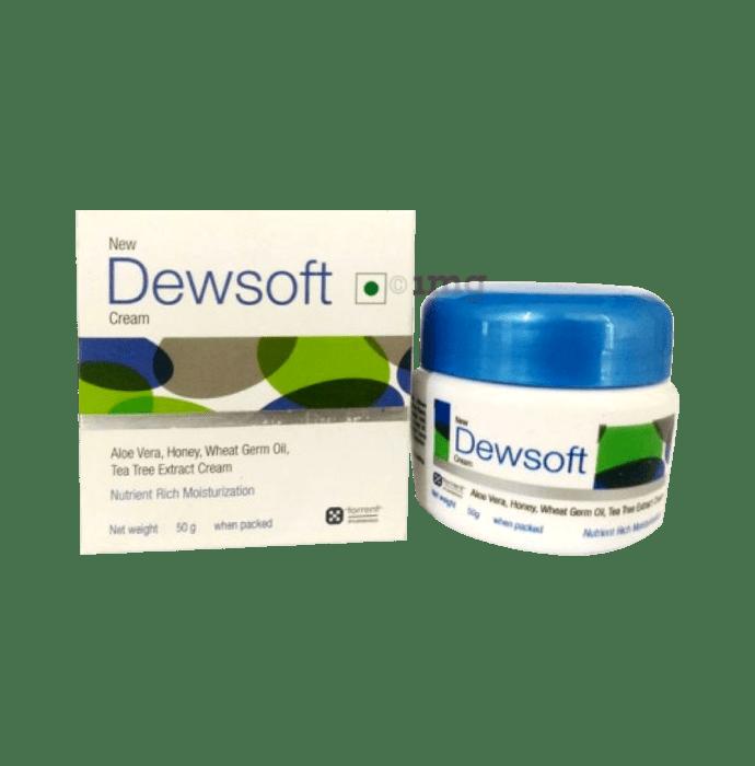 New Dewsoft Cream