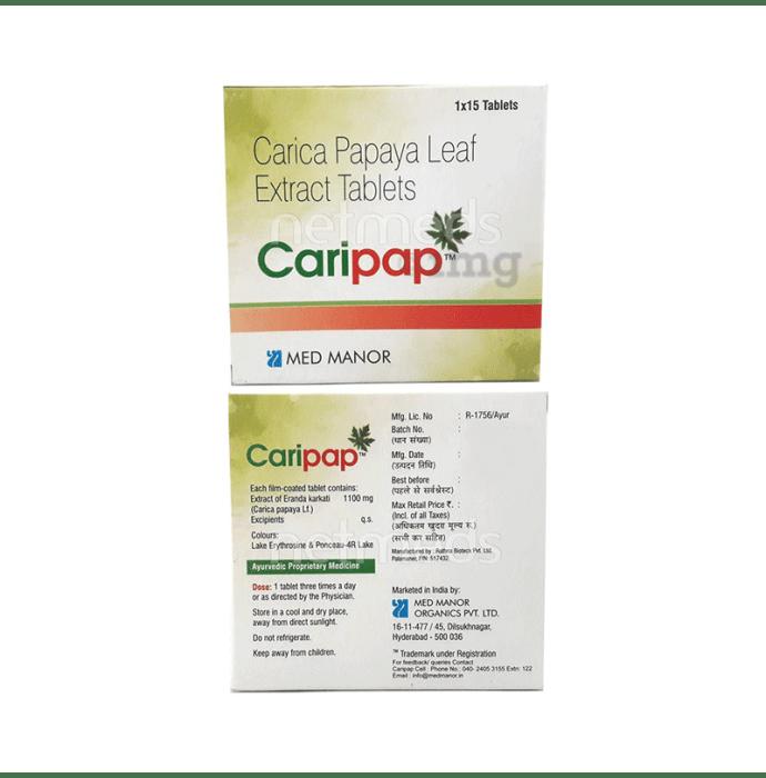 Caripapa Tablet