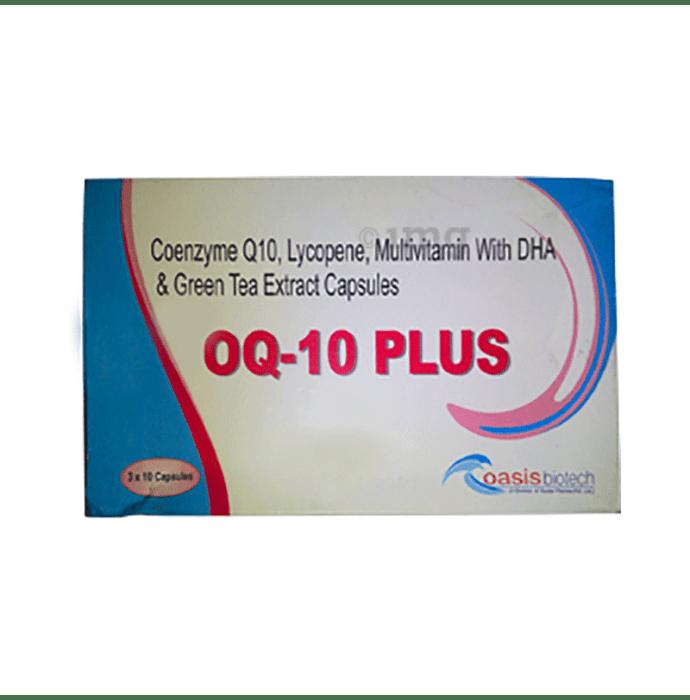 OQ 10 Plus  Capsule