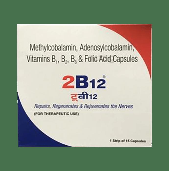 2 B12 Capsule