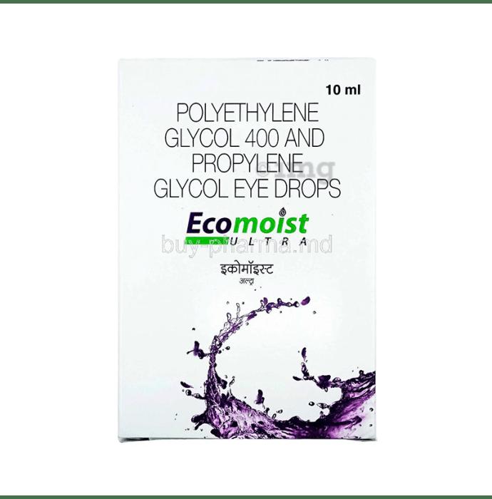 Ecomoist Ultra Eye Drop