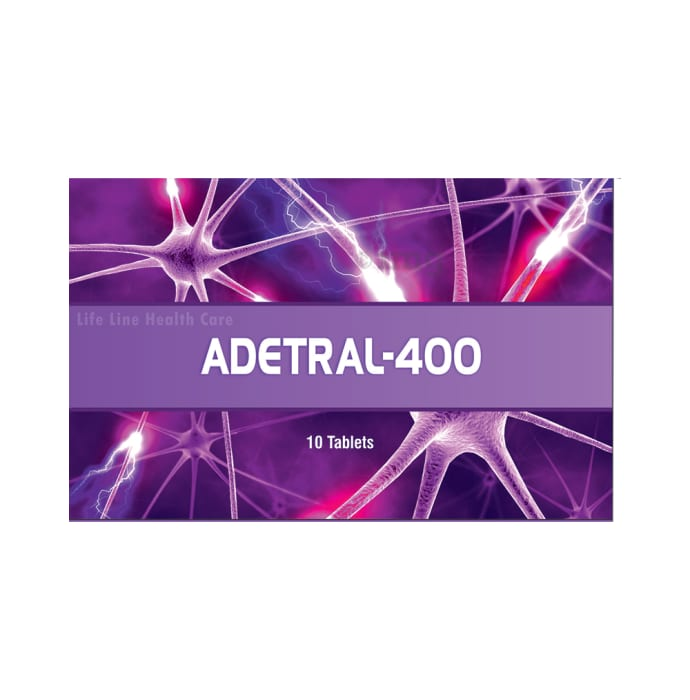 Adetral 400mg Tablet
