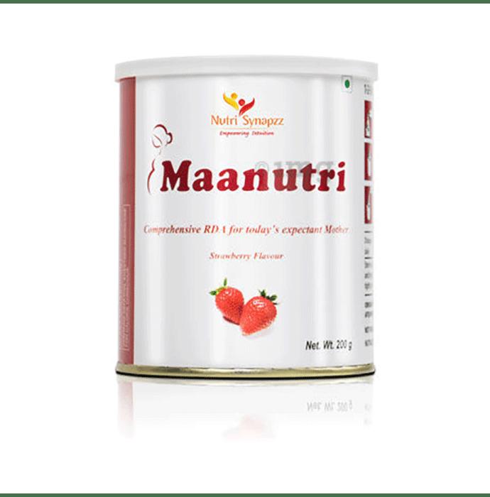 Maanutri Powder Strawberry