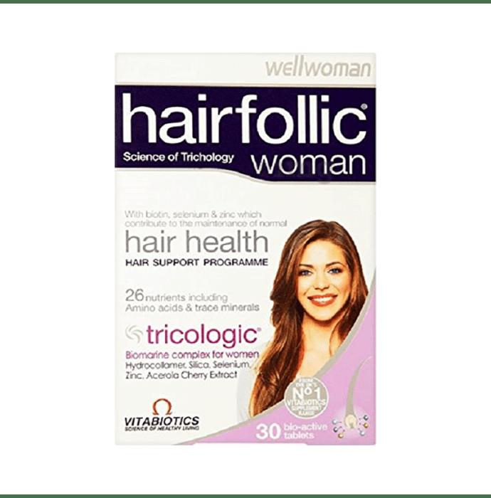 Wellwoman Hairfollic Tablet