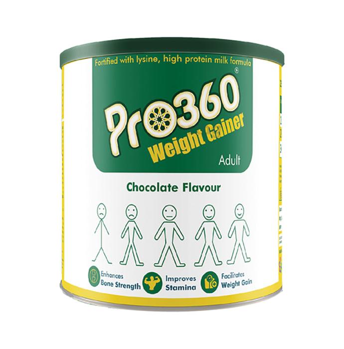 Pro360 Weight Gainer Chocolate