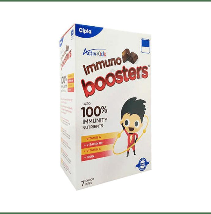 Activkids Immuno Boosters Choco Bites (4-6 Yrs)