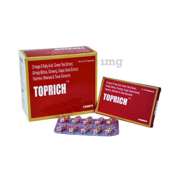 Toprich Capsule