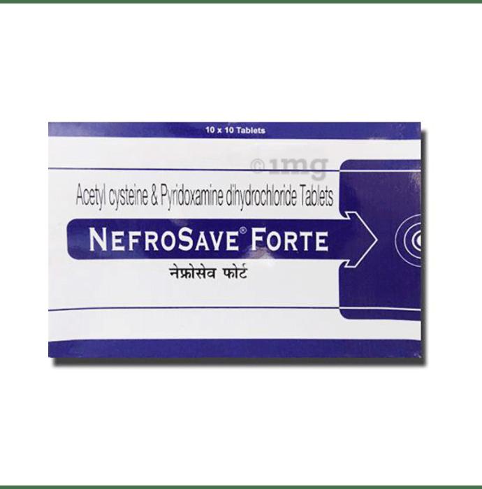 Nefrosave Forte Tablet