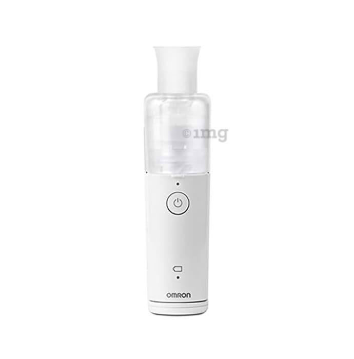 Omron NE-U100 Microair Nebuliser White