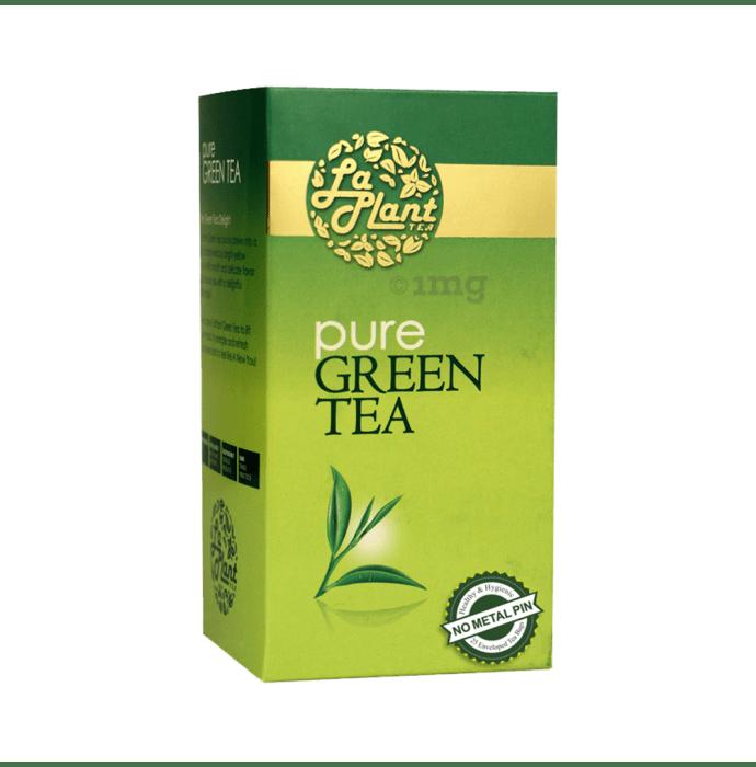Laplant Green Tea Bag Pure