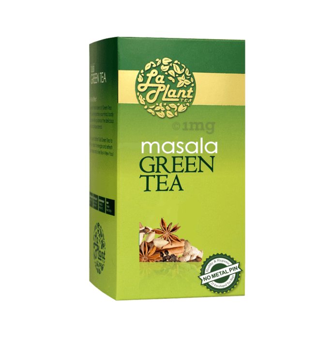 Laplant Green Tea Bag Masala