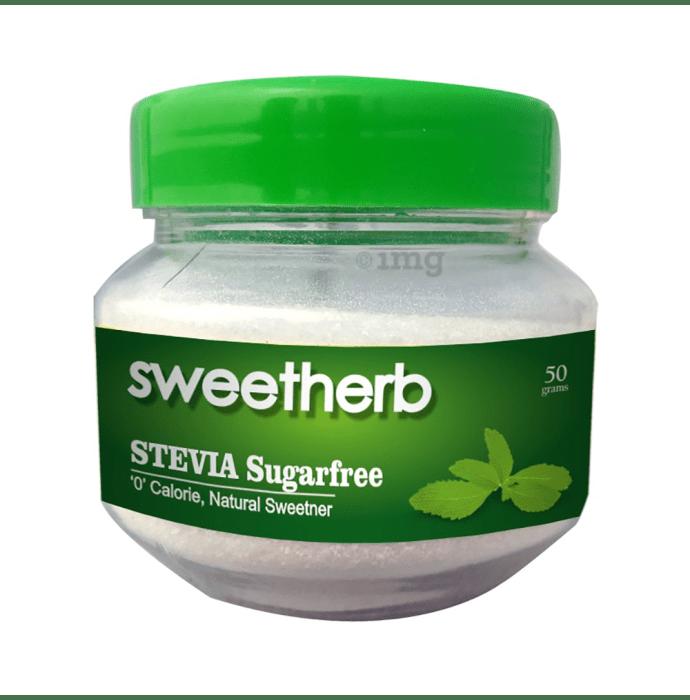 Sweetherb Stevia Powder Sugar Free