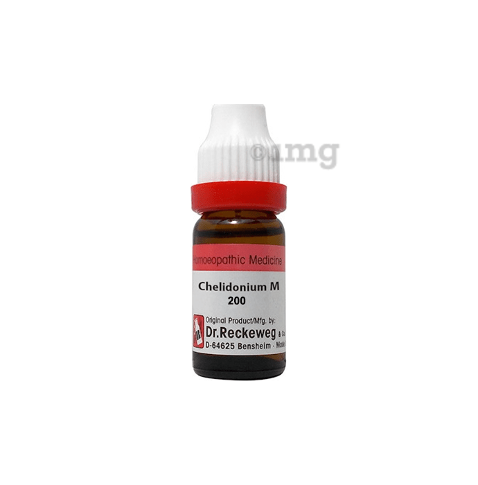 Dr. Reckeweg Chelidonium Maj Dilution 200 CH
