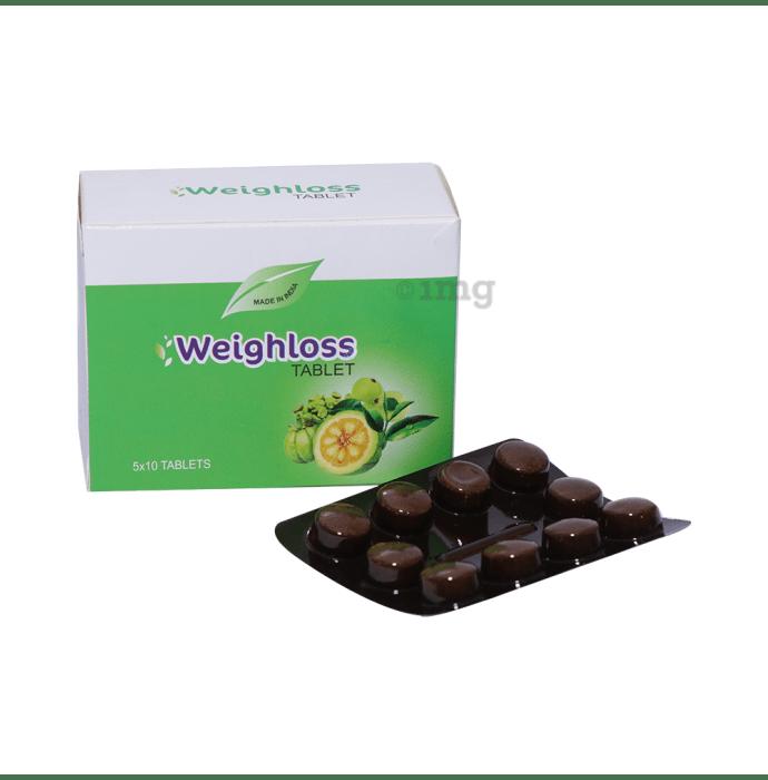Alnavedic Weighloss Tablet