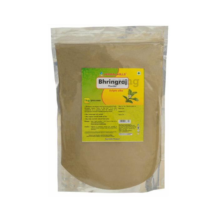 Herbal Hills Bhringraj Powder