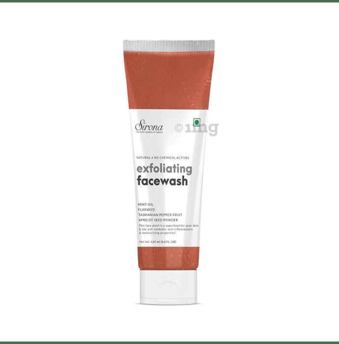 Sirona Exfoliating Face Wash
