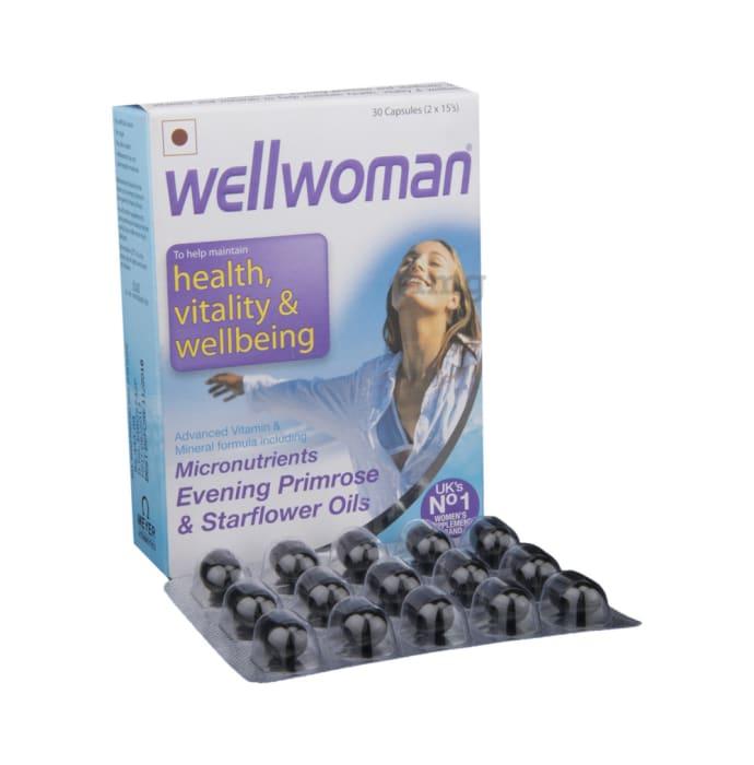 Wellwoman Capsule