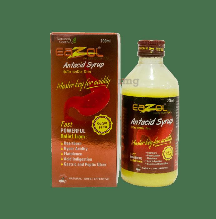 Eazol Antacid Syrup
